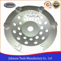 Wholesale Arrow segment Diamond Cup Diamond Grinding Wheels Grinding Concrete With Customized Color from china suppliers
