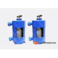 Wholesale Titanium Shell And Tube Refrigeration Heat Exchanger For Aquarium Chiller from china suppliers