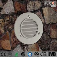 Wholesale IP55 Aluminum Body LED Outdoor Stair Lights 180mA Complete By Powder Paniting from china suppliers