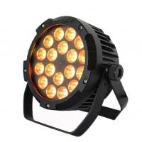 Buy cheap IP20 RGBWA 5 In1 Outdoor LED Par / 300 Watt Led Moving Head Lights from wholesalers