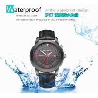 Quality chearper black color waterproof sport smartwatch in two color for you choose for sale