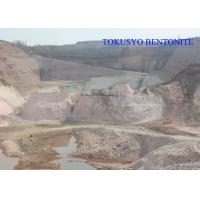 Wholesale Civil Engineering Sodium Bentonite Clay , Sodium Bentonite Cat Litter from china suppliers