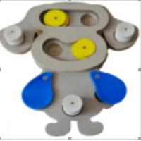 Wholesale SGS Approved Dog Intelligence Toy 100% MDF Wooden To Developing Intelligence from china suppliers
