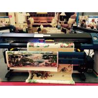 Wholesale Epson Two Dx7 Print Head Large Format Uv Printer , Low Noise from china suppliers