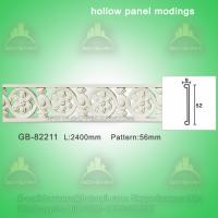 Wholesale Decorative PU center hollow mouldings from china suppliers