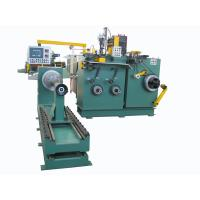 Wholesale High Speed HV Foil Winding Machine Used To Wind HV Coils With Foil Strip from china suppliers