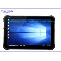Wholesale Ruggedized win10 android intel Z8300 waterproof tablet pc Handheld IP65 shockproof from china suppliers