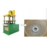 Wholesale Fan guard Hydraulic Press Machine 25 ton --complete machines for wire guard from china suppliers