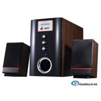 Wholesale creative fashional 2.1 multimedia speaker with USB/SD/FM function from china suppliers