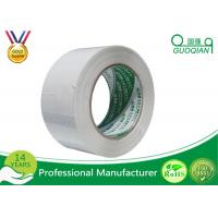 Quality White Colored Shipping Tape , Carton Sealing Tape Water Activated With Custom Logo for sale