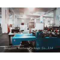 Dongguan wanhao package co., LTD