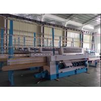 Wholesale PLC OGEE Glass Beveling Equipment , Glass Processing Plant With Pneumatic Polish System from china suppliers