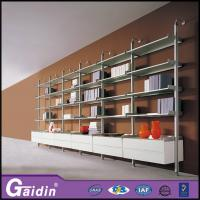 Wholesale Modern household bedroom wall wardrobe designs steel walk in wardrobe pole system from china suppliers