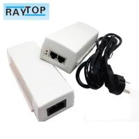 Wholesale 48W Connector POE Power Adapter Power Over Ethernet Adapter Power Supply from china suppliers