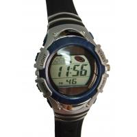 Wholesale Boys LCD Solar Powered Digital Watches Japanese Y121 Movement from china suppliers