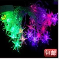 Wholesale led star light, 220V, eu Plug multicolor from china suppliers