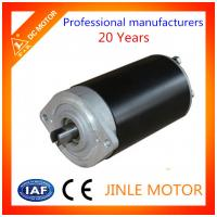 Wholesale Custom Ironed Brush Permanent Magnet DC Motor High Efficient  / 12v DC Motors from china suppliers