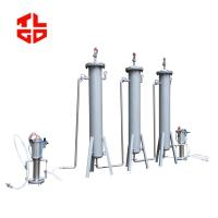 Wholesale Stainless Steel LPG Filter Column Machine 1.2-1.5m³/Hr For Butane / Propane from china suppliers