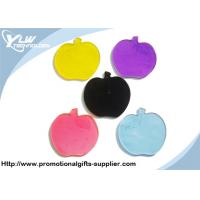 Wholesale Apple shape 360 degree anti slip Dashboard Sticky Mat for mobile phone from china suppliers