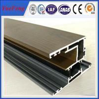 Wholesale thermal break aluminium windows and doors frame price per sq.m from china suppliers