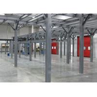 Buy cheap Q235B Q345B Prefab Steel Buildings H Beam Steel Frame For Shopping Mall / from wholesalers