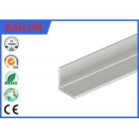 Wholesale Natural Silver Anodised Aluminium Angle for 12 Watt Led Light Panel 20 X 20 X 1.5 MM from china suppliers