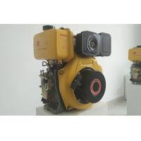 Wholesale Custom 3000rpm Manual Starter 7.6Hp Tiller Engine , Forced Air Cooled Engine from china suppliers