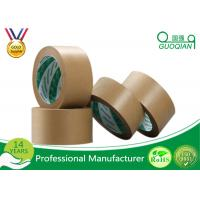 Wholesale Corrugated Gummed Kraft Paper Tape With 2.5 Inches X 600 Feet from china suppliers