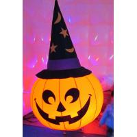 Wholesale 2m Oxford Lighting Inflatable Pumpkin for Halloween Decoration from china suppliers