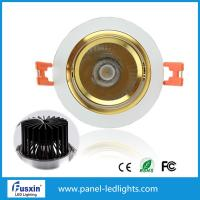 Wholesale 4500K Epistar Dimmable LED Downlights 10W Shockproof No RF Aluminum Material from china suppliers