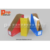 Wholesale Colorful Cardboard Magazine Display Boxes With CMYK Offset Printing For Journals from china suppliers