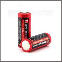 Wholesale Brillipower IMR 18490 3.7V 1100MAH Rechargeable Battery from china suppliers