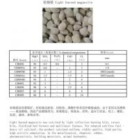 Quality Light burned magnesium oxide for sale