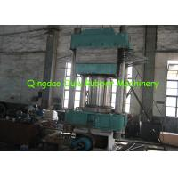 Wholesale High Efficiency 1000T EVA Plate Vulcanizing Machine Column Type Oil Heating from china suppliers