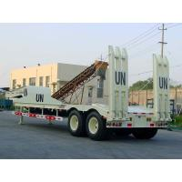 Quality 13m-2 Axles-30T-Low Bed Semi-Trailer for sale