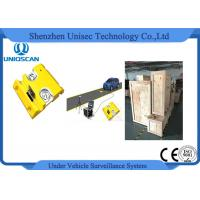 Wholesale CE / Iso Under Vehicle Inspection System For Hotel , 22 Inch Color Lcd Screen from china suppliers