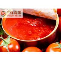 Wholesale Sweet And Sour Canned Tomato Paste Tomato Ketchup Without Preservatives from china suppliers