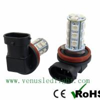 Wholesale 2 X 18 SMD White H11-18 5050 SMD LED Bumper Fog/Driving Light Lamp Bulbs from china suppliers