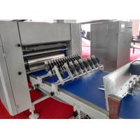 Quality 5 Rows Auto Feeding Puff Pastry Machine Different Fillings For Pastry Swirls for sale