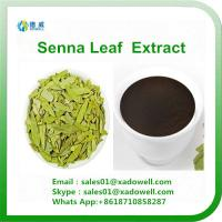 Buy cheap Herb extract- senna leaf extract 8% 10% 20% from wholesalers