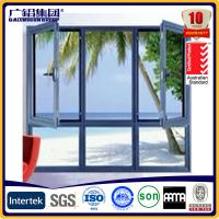 Wholesale aluminum swing window casement windows opening outside from china suppliers