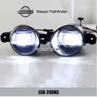 Wholesale Nissan Pathfinder auto fog lamp assembly LED daytime driving lights drl from china suppliers