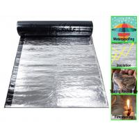 Wholesale Self Adhesive Bituminous Membrane with Aluminium Foil, +80℃ to -25℃, for ten years from china suppliers