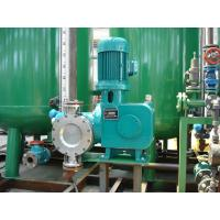 Wholesale Chemical High Pressure Metering Pump , Water Treatment Pumps from china suppliers