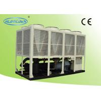 Wholesale Commercial Air Cooled Water Chiller , HVAC System Air Cooling Units from china suppliers