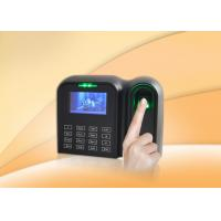 Wholesale Touch Screen Fingerprint Time Attendance terminal With Check in/out ; Break in/ out ; OT in/out from china suppliers