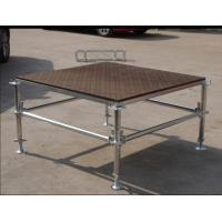 Wholesale Safe Mobile Layer Global Truss Stage Mobile Aluminum Anti - Corrosive from china suppliers