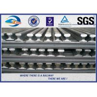 Wholesale UIC50 UIC54 UIC60 Track Railway Heavy Steel Crane Rail 12 - 25m from china suppliers