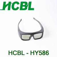 Wholesale Adult Dlp Active Shutter 3D Glasses For Theater / PC / TV 145*50*145mm from china suppliers