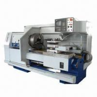 Wholesale QK1219 CNC Pipe Threading Lathe with High Rigidity, Precision and Accuracy from china suppliers